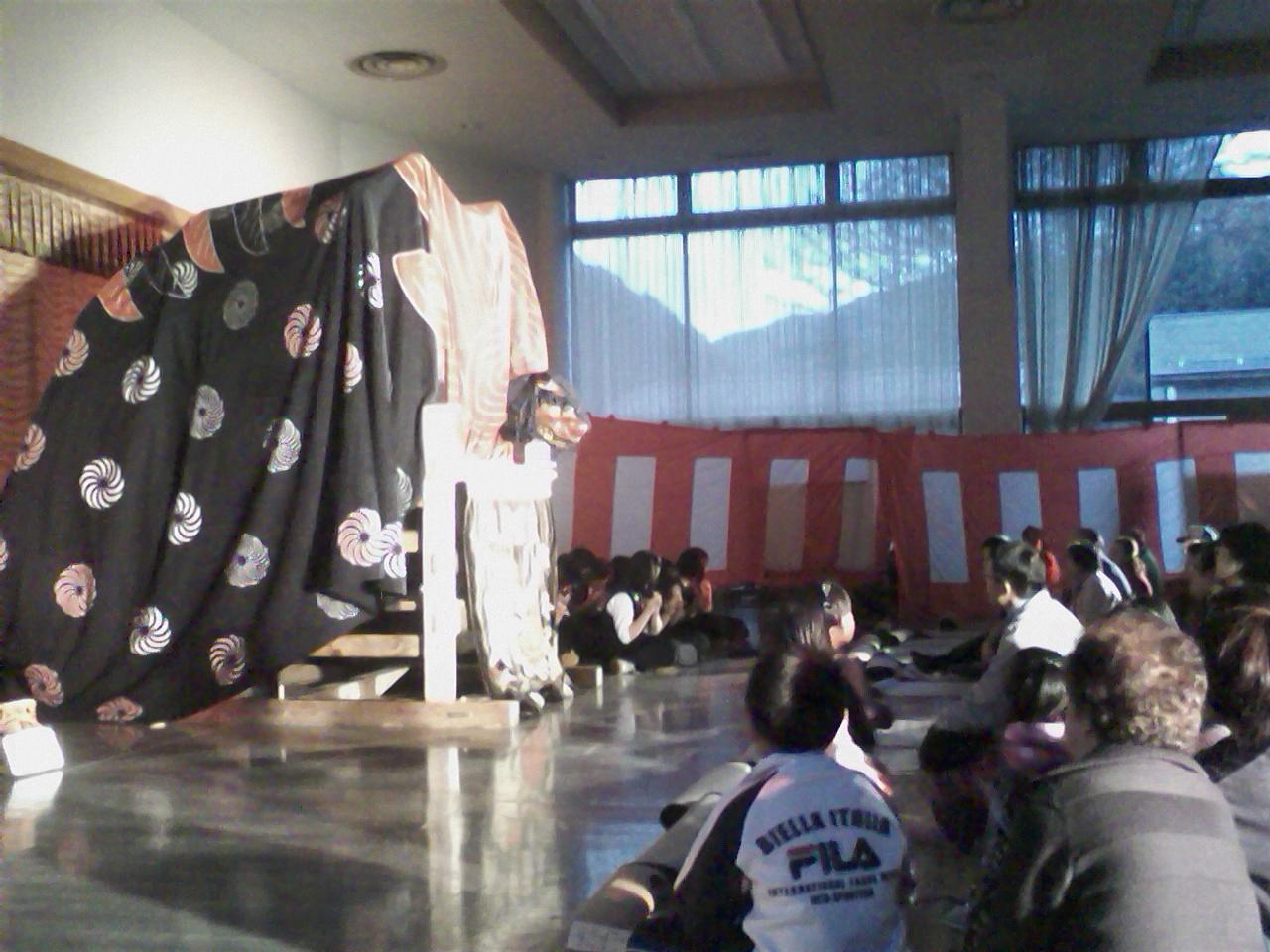 文化祭芸能祭