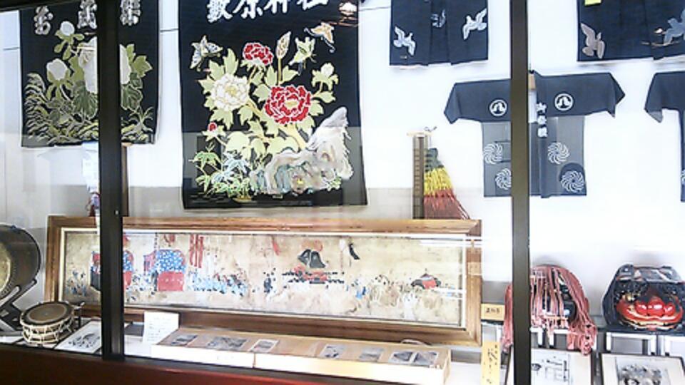 薮原祭りの歴史