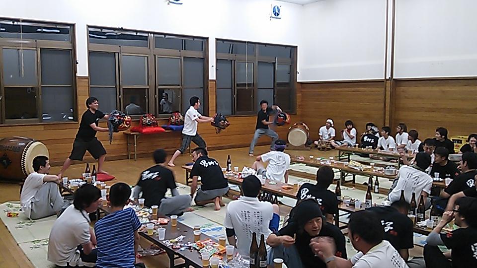 上・中・下の合同練習開催!